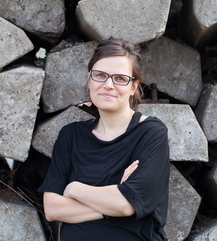 Portrait Anita Tomke Wieser